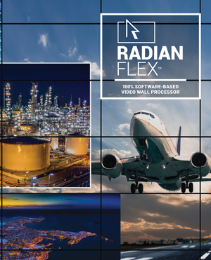 Radian Flex Video Wall
