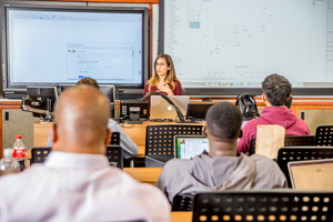 a Trilogy-powered data analytics boot camp at the University of Southern California