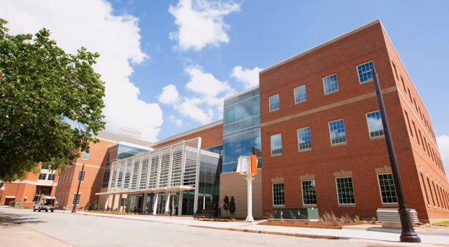 Oklahoma State University's new Endeavor building