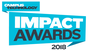 2018 Impact Awards logo