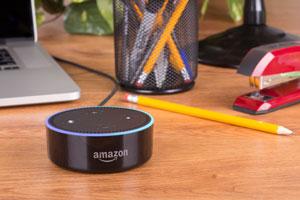 Pearson Releases Courseware Skill for Amazon Alexa -- Campus