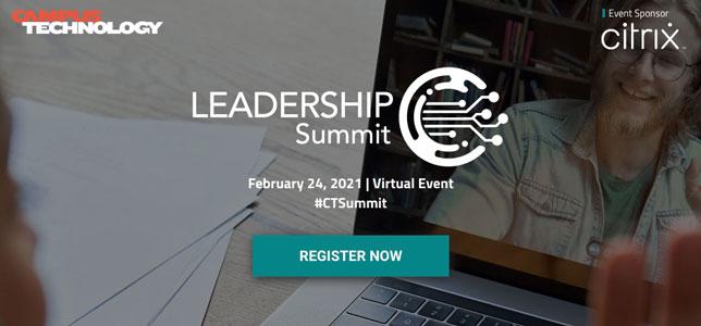 Campus Technology Leadership Summit