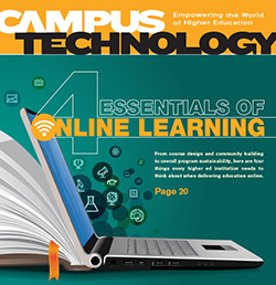 Campus Technology August/September 2017