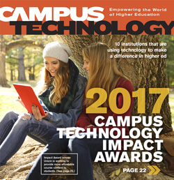 Campus Technology October 2017