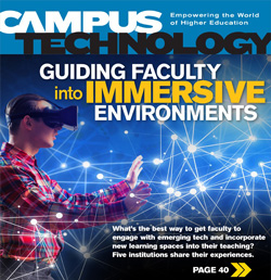 Campus Technology May/June 2018 cover