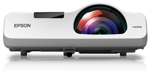 The Epson PowerLite 530 for SMART will be available for delivery in March.