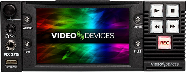 Video Devices PIX 270i