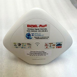 Rachel wireless access point for prisoner education