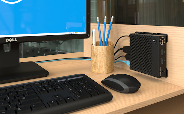 Dell Expands Thin Client Lineup With Quad-Core Wyse 3040