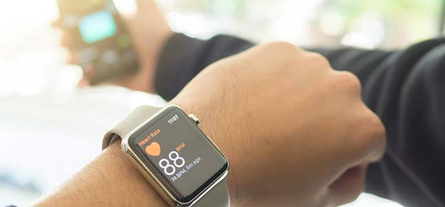 """The transition towards more intelligent and feature-filled wearables is in full swing,"" said Jitesh Ubrani senior research analyst for IDC Mobile Device Trackers"