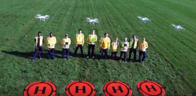Drone Training Curriculum Coming to High Schools