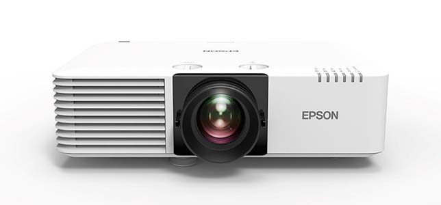 Epson Debuts 7 Education Laser Projectors -- Campus Technology