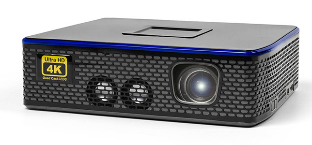 AAXA Rolls Out Sub-$1,000 Mini 4K Projector