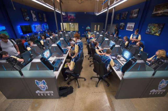 6 Colleges Launch or Expand Esports Programs