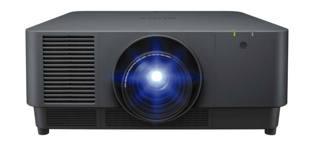 Sony to Roll Out 13,000 Lumen Laser Projector