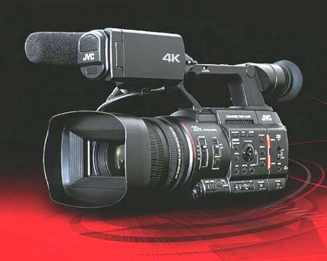 JVC Camcorders Add Livestreaming to Facebook and YouTube