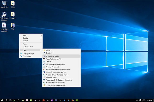 How to make an em dash in windows surface pro 4