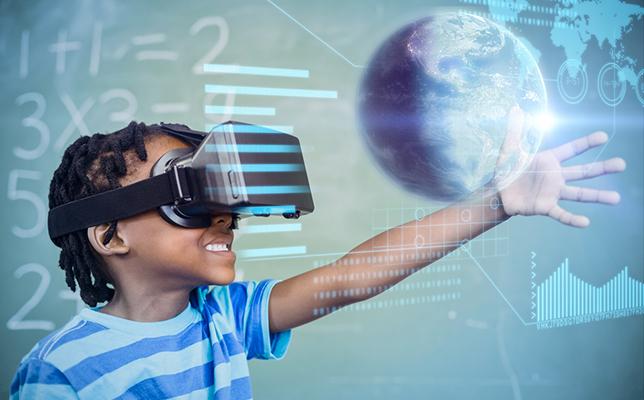 E-Learning Virtual Reality
