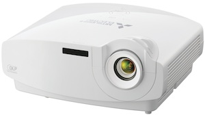 The new Mitsubishi NF32U and NW30U hybrid laser projectors