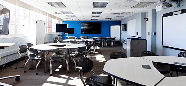 Classroom Design Articles ~ Av presentation campus technology
