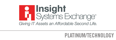 Insight Systems Exchange: Platinum and Technology Sponsor