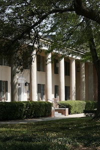 T.L. James Residence Hall, Centenary College of Louisiana