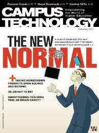 Cover Image: Campus Technology February 2012