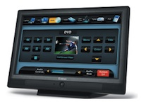 Extrons 10-inch TLP 1000 TouchLink touch panel sports a native resolution of 1,024 x 600.