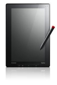 The Lenovo ThinkPad Tablet