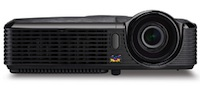 The new Viewsonic PJD-series DLP projectors offer resolutions up to 1,280 x 800.