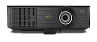The new models in the Viewsonic PJD-series of DLP projectors offer resolutions up to 1,280 x 800.