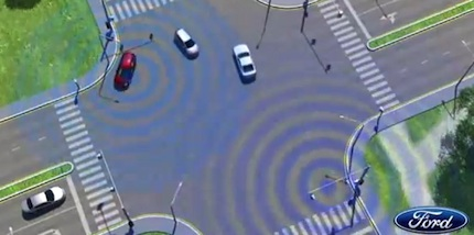 Researchers Tackle How Cars Can Share Data via WiFi