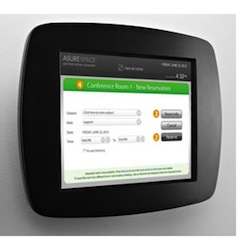 Asure Software Produces Scheduling Touch Panels -- Campus Technology