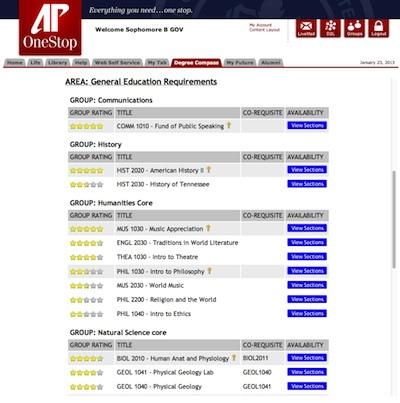 Distance Education - catalog.apsu.edu
