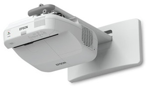 The Epson BrightLink Pro 1410Wi