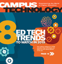1a7c970b2dcd Download the January February 2019 digital edition of Campus Technology