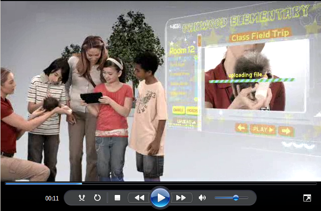 Verizon Video screenshot
