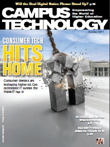 CT Magazine Cover: October 2011