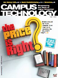 Cover Image: Campus Technology April 2012
