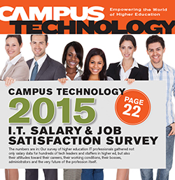 Campus Technology November/December 2015