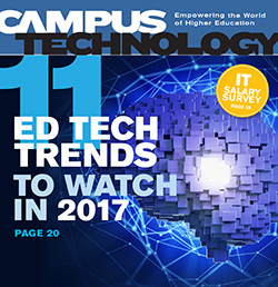 Campus Technology January/February 2017