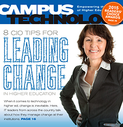 Campus Technology October 2015