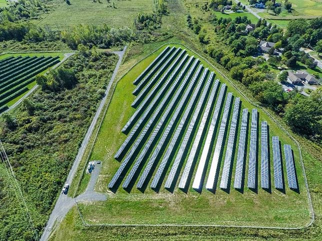 Mohawk Valley College to Reduce Energy Costs by Nearly 10% with Newly Completed Solar Farm