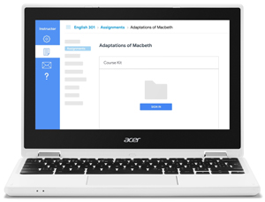 Google S Course Kit Mashes Google Docs And Drive With The Lms