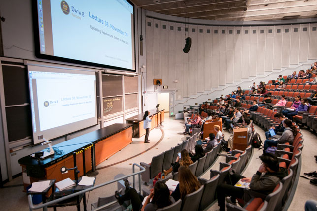 Berkeley Setting up Division to Build on Data Sciences Momentum