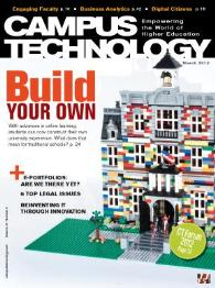 Cover Image: Campus Technology March 2012