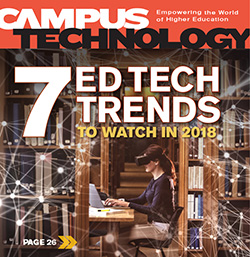 Campus Technology January/February 2018