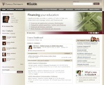 At Capella University, a recently upgraded Web portal serves as the center point for the virtual schools student and course management activities.