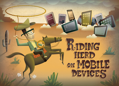 How to Manage Mobile Device Mayhem