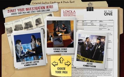 Criminal Justice Degree Online